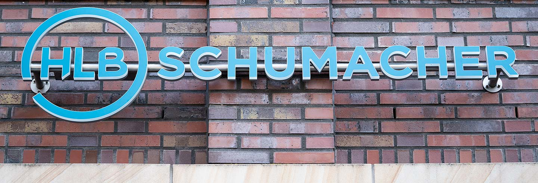 HLB Schumacher Ansprechpartner Geschäftsführer Fachmitarbeiter