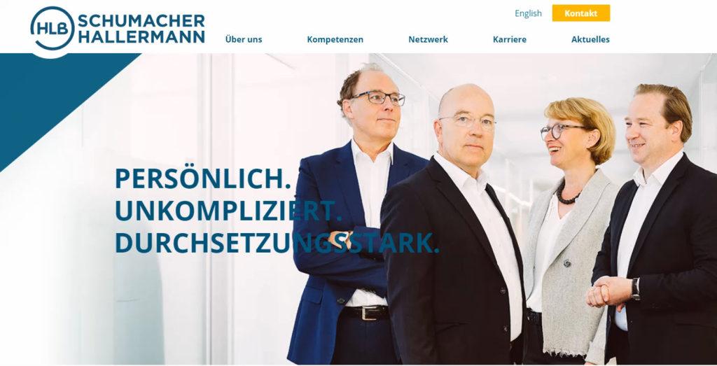 HLB Schumacher Hallermann Rechtsberatung