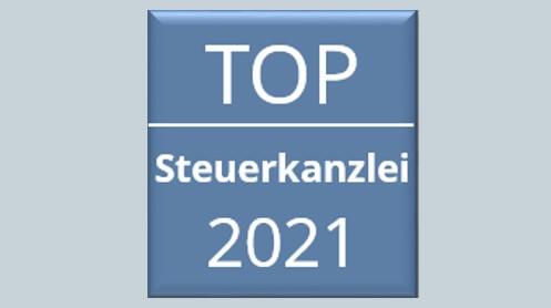 Top Steuerkanzlei 2021 FOCUS Auszeichnung